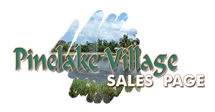 Pinelake Village Sales Page